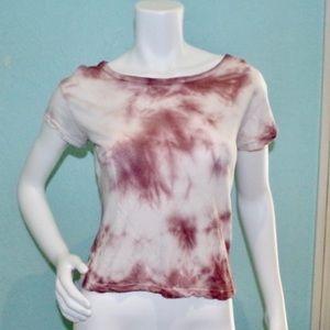 BRANDY MELVILLE Tie Dye Top
